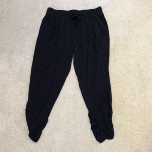 bobi Pants - Bobi Women's Black Sweatpants